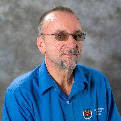 Michael Bergeron profile photo